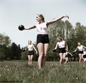 Alle kan drive idrett i Tyskland.