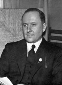Norgesvennen Walther Darré har vært meget inspirert av de gamle norske odelslovene da han var med på å utforme det nye lovverket som måtte på plass for å få gjenreist den tyske bondestand.
