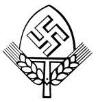 Symbolet til Der Reichsarbeitsdienst. (RAD)