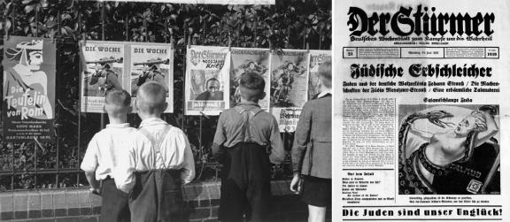 Immunitet mot løgnaktig utenlandsk propaganda må utvikles fra barnsben av så slik at man lærer den å gjenkjenne om et folk skal kunne overleve.