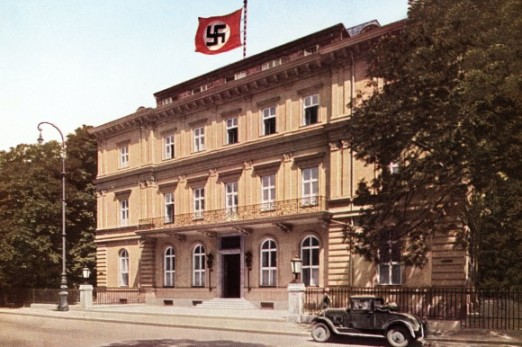 Det Brune Hus i München.