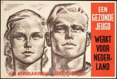 Den nederlandske arbeidsfront.