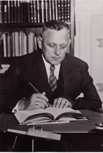 Fritz Wächtler, president i NS Lehrerbund og Gauleiter i Bayern-Ostmark.