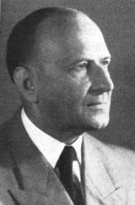 Professor Hans Paul Kaufmann,president for Den Internasjonale Fettforskningskommisjon.