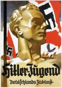 Hitler Jugend -Tysklands framtid