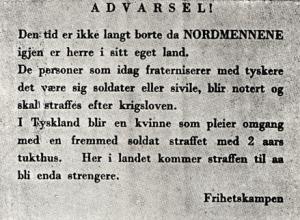 Sadismen til den gamle makteliten truer nordmenn som ønsker å leve i frimurerfritt Norge.