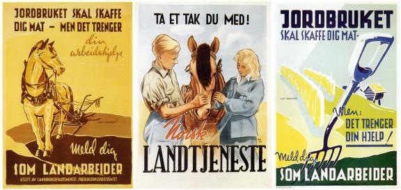 norsk-landtjeneste
