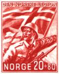 norske_legion_frimerke