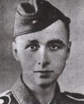 Pål Fredrik Sinding. SS-Oberschütze i 5. SS-Division Wiking, Regiment Norland 17. kompani.