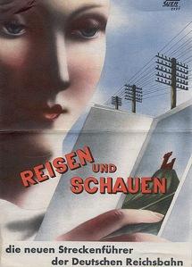 Før Adolf Hitler reddet det tyske folk fra undergang var fritidsreiser med tog for lystens skyld en umulighet for de store lag av den kuede befolkningen.