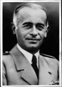Rikssportsfører «Von Tschammer und Osten har gjennomførte den oppgave der Führer ga ham med glans.»