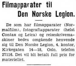 adresseavisen 29 nov. 1941