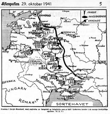 østfronten 1941