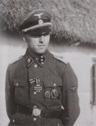 SS-Obersturmführer Fredrik Jensen