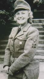 En norsk frontsøster.