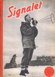 Biskop Bergrav på ski i Nordmarka for å be norsk ungdom om å legge ned våpnene i aprildagen 1940.