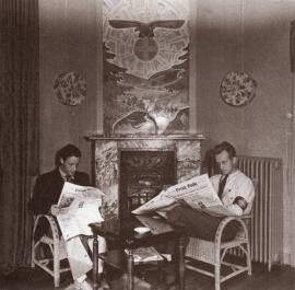 Hirdheimen_Drammensveien_1940
