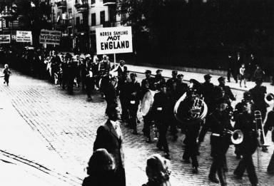 Bogstadveien-marsj