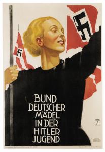 Bund-deutscher-mädel-in-der-hitler-jugend