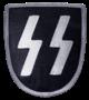 Germanske-SS-Norge-(GSSN)-medlemsmerke