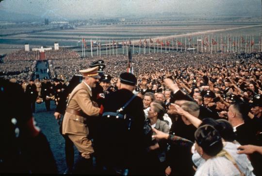 Nürnberg 1937 (Hugo Jaeger)