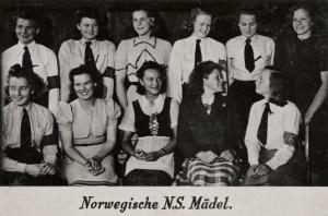 Norwegische_NS_Mädel