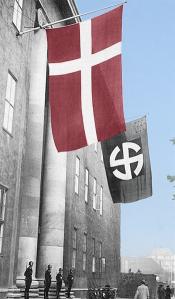 Schalburger Blegdamsvej, København.